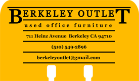 Used office furniture in Berkeley